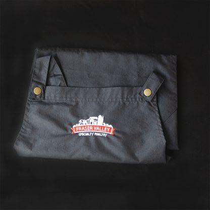 Folded FVSP apron